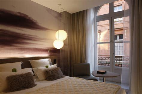 chambre suite hôtel le grand balcon place du capitole toulouse centre