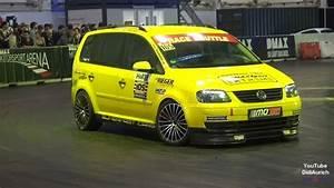 1 9 Tdi Tuning : essen motor show 2016 drift vw touran 1 9 tdi race shuttle ~ Jslefanu.com Haus und Dekorationen