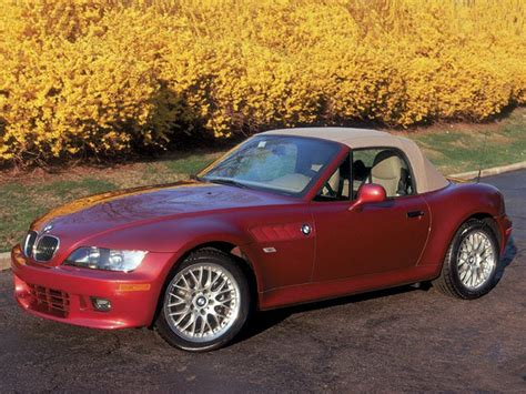 2000 Bmw Z3 23 2dr Roadster Pictures