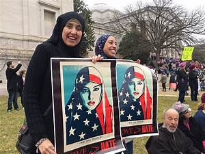 At the women's march, the religious left resists Trump ...