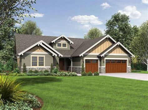 single craftsman house plans single craftsman style house plans single