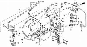 Honda1998 Goldwing 1500 Wiring Diagram
