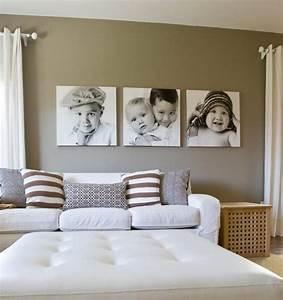 Wanddeko Ideen Wohnzimmer : wohnzimmer wanddeko ideen ~ Markanthonyermac.com Haus und Dekorationen