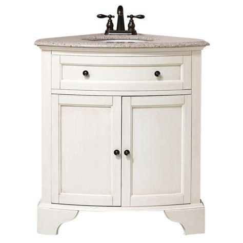Corner Sink Bathroom Vanity by Bathroom White Corner Bathroom Vanity With Thomasville
