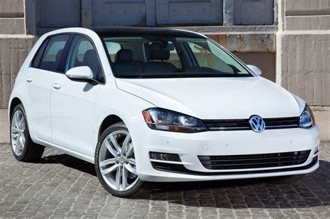 volkswagen hatchback used 2015 volkswagen golf diesel pricing for sale edmunds