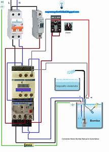 Pin En Pump Motor Wiring Diagram