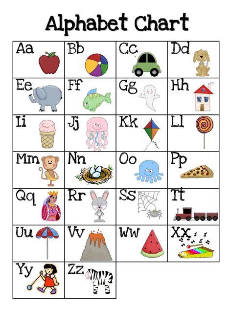 alphabet chart free alphabet chart printable printable shelter