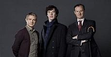 Sherlock (BBC Series) - Cast and Crew | Buddy2Blogger