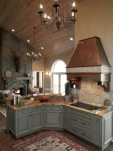 20 beautiful brick and kitchen 20 ways to create a country kitchen