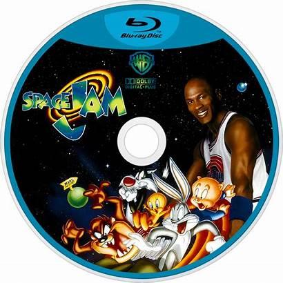 Jam Space Fanart Tv Disc Bluray 2300