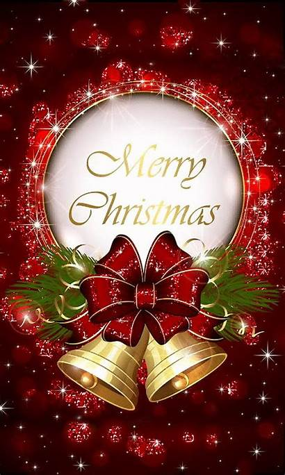 Merry Christmas Animated Bells Lovethispic