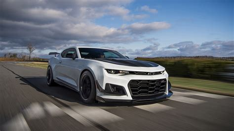 2018 Chevrolet Camaro Zl1 1le Wallpapers & Hd Images