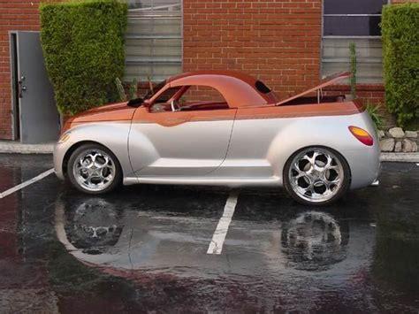 Chrysler Aftermarket Parts by Pt Cruiser Customized Custom Pt Cruiser Kit Pt