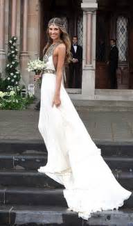 chic wedding dresses boho wedding blogizing