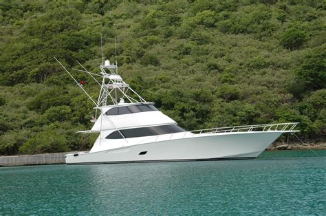 Viking Brand Boats by 2011 Viking Yachts 76 Convertible For Sale