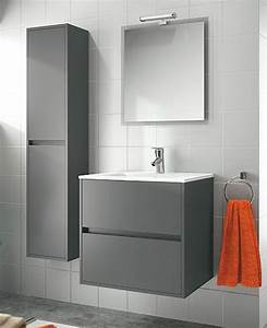 Lavabo Rectangulaire étroit : meuble lavabo 70 cm finest meuble sous vasque primeo cm ~ Edinachiropracticcenter.com Idées de Décoration