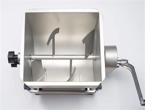lem big bite tilt meat mixer  lb capacity vacuum sealers unlimited
