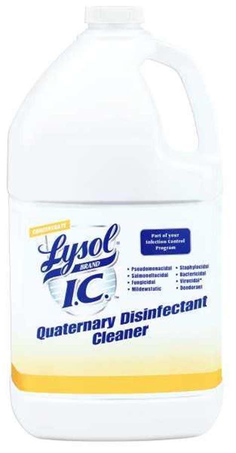 LYSOL IC QUAT, Disinfectant – Technichem Corporation