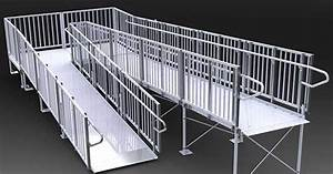 Wheelchair Ramps For Home  Guidelines For Handicap Ramps
