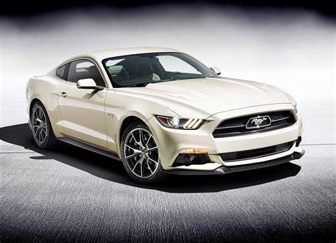 2015 Ford Mustang Option Prices Surface Out