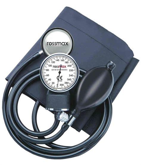 Rossmax GB 102 Upper Arm Manual Blood Pressure Monitor (D ...