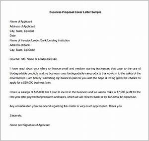 sample cover letter for job opening how to write an With sample email cover letter for business proposal