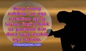 Bisaya Quotes A... Banat Bisaya Love Quotes
