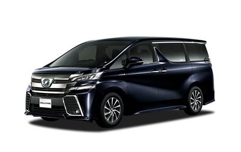 Review Toyota Vellfire by Toyota Vellfire Review