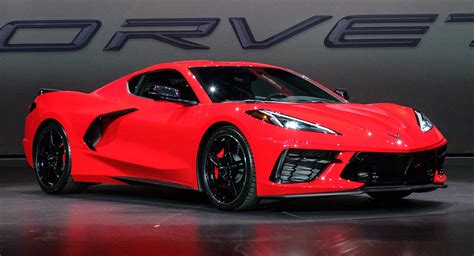 Chevrolet Might Release Detailed 2020 Corvette C8 Pricing