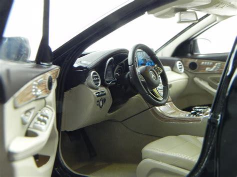 Kids love crashing toy cars. Mercedes S205 C-class T-model estate Exclusive black diecast model car Norev1/18 4058124192411 ...