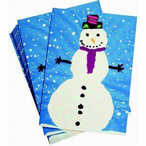 Christmas Cards by your child