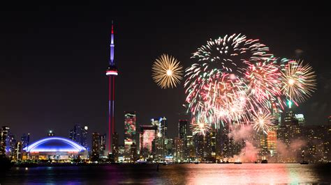 New Year's Eve Party at CN TOWER   Discover Magazine