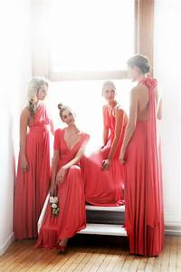 special wednesday top 10 coral bridesmaid dresses ideas With coral wedding dresses