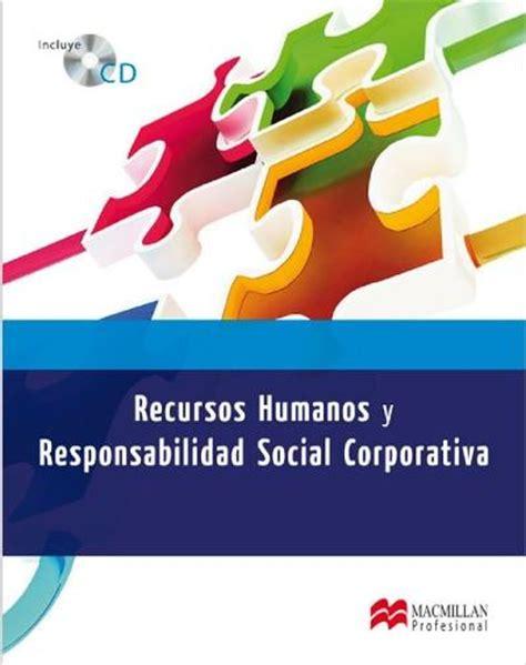 fnac si鑒e social recursos humanos y responsabilidad social corporativa miguel iglesias francisco lobato comprar libro en fnac es