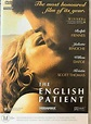 Academy Award Winner Best Picture 1996 THE ENGLISH PATIENT ...