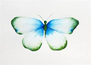 My Painting Room: new butterfly prints