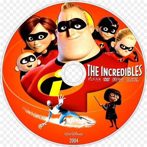 incredible dvd video  incredibles pixar movies