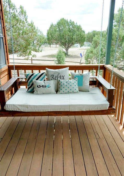 diy pallet swing bed pinterest pallet swing beds