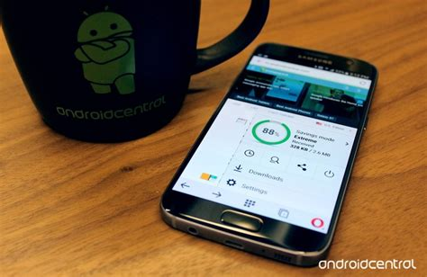 win a new samsung galaxy s7 from opera and android central android central