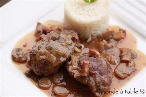 cuisiner les joues de porc comment cuisiner joue de porc