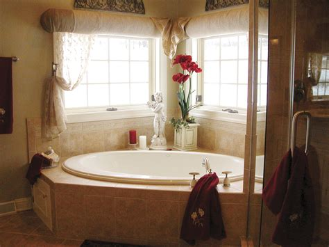 Natural Bathroom Decorating Pictures
