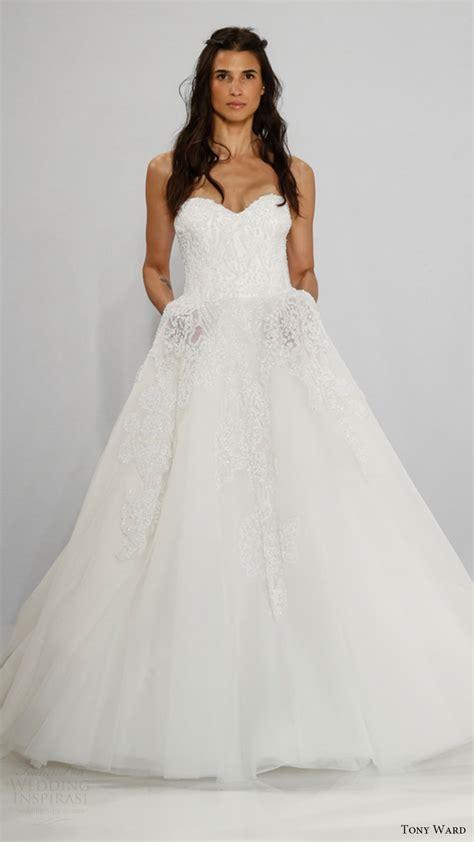 tony ward bridal  wedding dresses wedding inspirasi