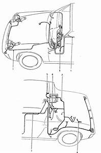 Porsche 914 Terminal Sleeve Housing Generator For