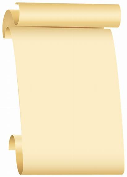 Scroll Clipart Scrolls Transparent Yopriceville Previous