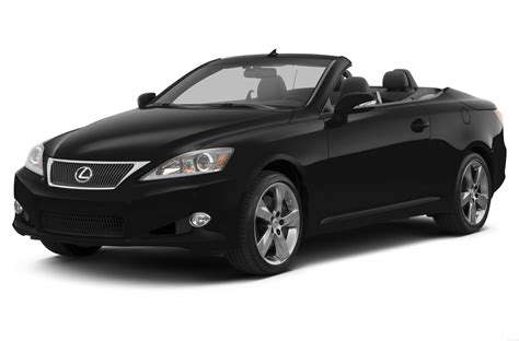2013 Lexus Is 350 Convertible: Demanding Attention At