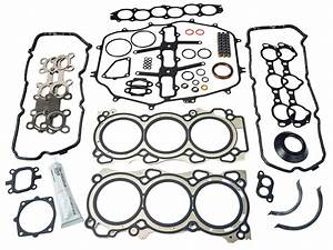 Nissan Oem Vq35 Engine Gasket Set  Performance Oem And