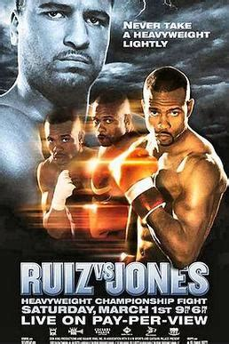 john ruiz  roy jones jr wikipedia