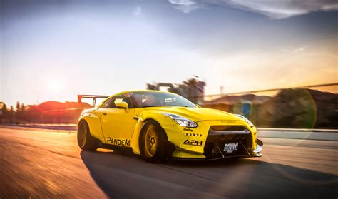 Nissan Gtr 5k, Hd Cars, 4k Wallpapers