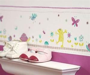 Tapeten Bordüre Kinderzimmer : designer tapeten im kinderzimmer zoey 39 s room pinterest ~ Eleganceandgraceweddings.com Haus und Dekorationen