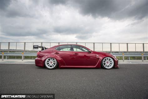 Lexon Reinvents The Lexus Is F